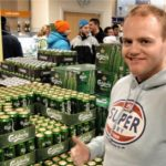 Smuggling.  Norwegians drive en masse to huge shopping centres on the Swedish border where they stock up on vast quantities of cheap(er) booze (and during last year's shortage, butter too).Photo: Backpackerjam.com