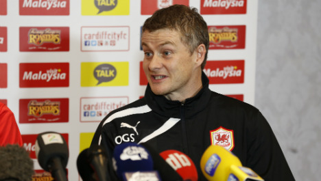 Norway teen signs for Solskjær's Cardiff