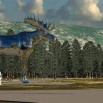Norway to build 'the big elk' of the north