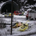 Two dead in rescue helicopter crash