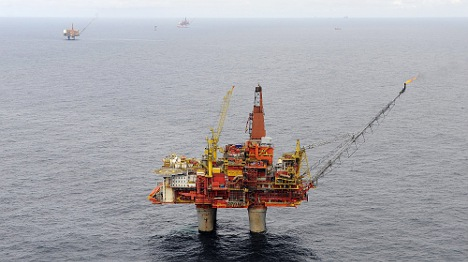 Norway oil output to rise for first time in a decade