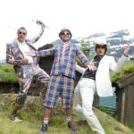 <b>Why are Norwegians so...hot?</b></p> <p> The country may be frozen, but the Norwegians are downright steamy. Just look at the men. Is it just their snazzy suits (by brand Moods of Norway) which makes them so hot?</p>Photo: Moods of Norway
