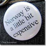 """<b>Why is Norway so...expensive?</b></p> <p> Alas, the country has its pitfalls. Norway is a little bit expensive. Or, according to a popular google search, so expensive. Oslo is the <a href=""""http://www.thelocal.no/20140128/oslo-usurped-by-london-to""""><span style=""""color:#ff8c00;"""">second most-expensive </span></a>city in the world.</p>"""