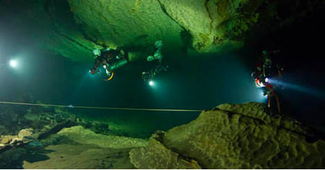 Two Finnish divers killed in Norway's Plura caves