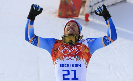 Norway's Jansrud pips favourites for gold