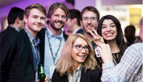 You want a job in Norway? Come network