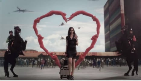 VIDEO: Norwegian ad takes on anti-gay law