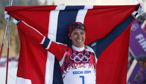 New golds bring Norway Olympic record
