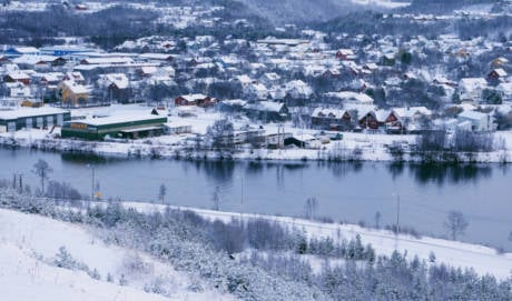 North Norway records driest January ever