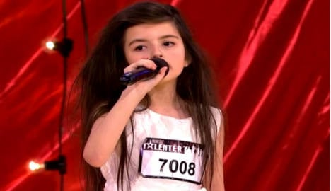 VIDEO: 7-year-old channels Billie Holiday