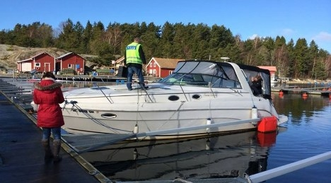 Norwegian man 'forgets' luxury boat for two years