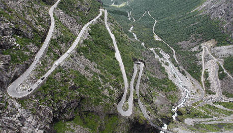 Norway road among world's most lethal