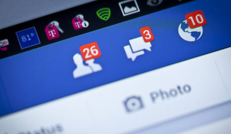 Facebook 'anxiety' for children in care: report