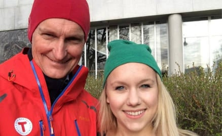 Hikers to wear green hats if 'open to romance'