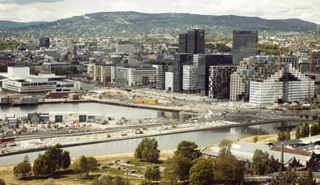 Oslo shortlisted for Green Capital 2016