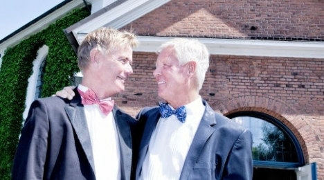 Church of Norway votes down gay marriage