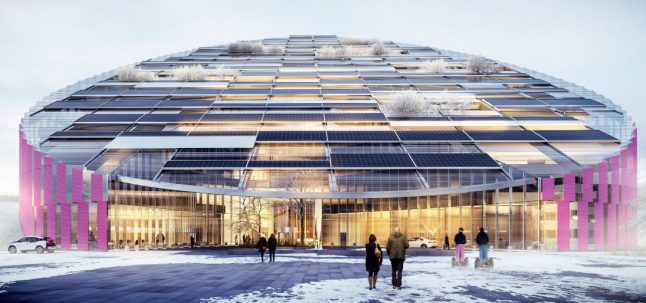 Swedes win race to build new Statoil offices