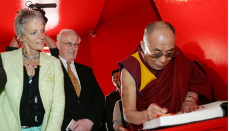 'No one from government will meet Dalai Lama'