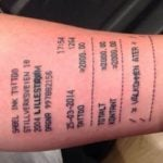 Boy with the McDonald's tattoo strikes again