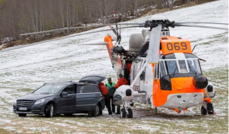 Four missing skiers found dead in Norway