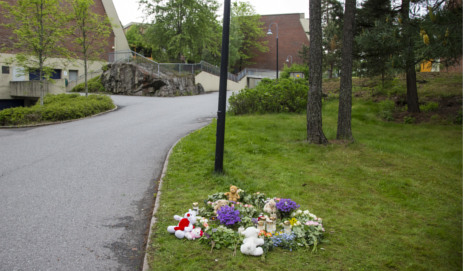 Two-year-old killed in Oslo knife fight