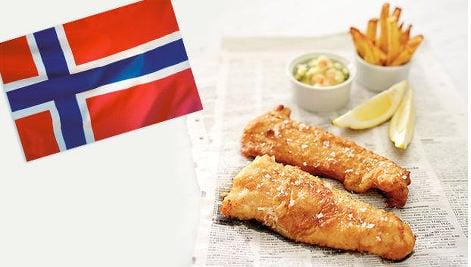 Norway's May 17 gift to UK: 99p fish and chips