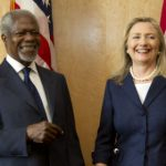 Annan & Clinton mooted for Nobel committee
