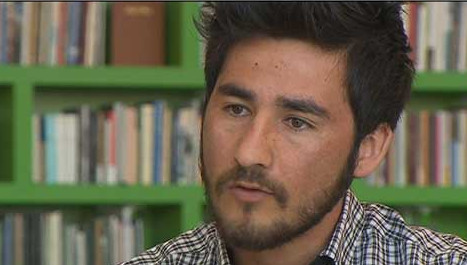 Norway PM gives hope to Afghan interpreter