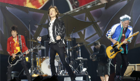 Jagger wows fans with Norwegian skills