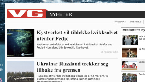 Why is the internet so ugly in Norway?: Swede