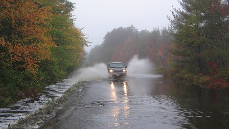 Norway braced for flooding as snow melts