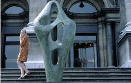 Norway gallery sells Hepworth for $7m record
