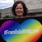 Equality minister booed at Oslo Pride