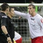 Estonian footie star done for Norway tax cheat