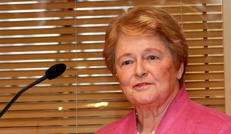 Ex-PM Brundtland wins first Tang Prize