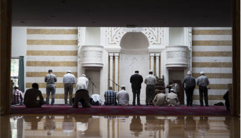 Two men charged over Oslo imam attack