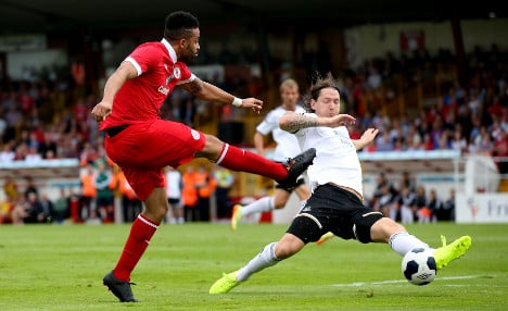 Rosenborg rescue Euro chances after win