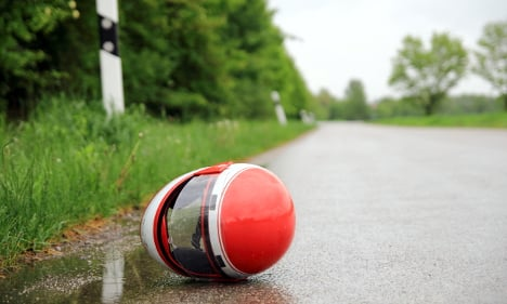 Mother and son die in motorcycle crash tragedy