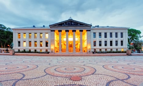 Norway's top universities help 'students at risk'