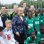 Security fears disrupt Norway soccer cup