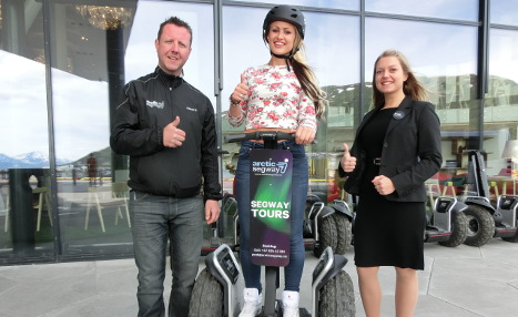 Norway's first Segway hire business launches