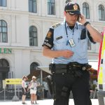 Police know group behind terror threats