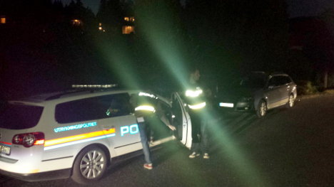 Bomb found in Telemark: 2 arrested