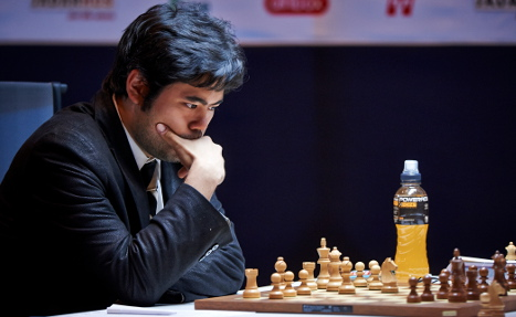 Chess ace in rage over travel stalemate