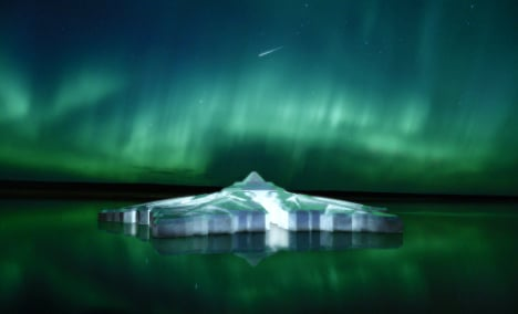 Floating Northern Lights hotel planned in Norway
