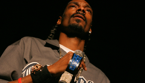 Norway police stop Snoop Dogg party