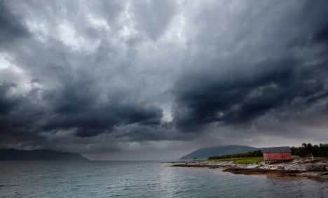 Storms cause chaos across Norway