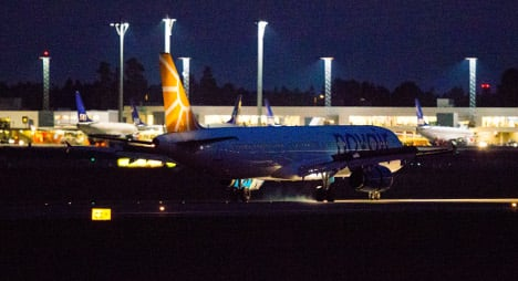 Plane forced to emergency land in Oslo