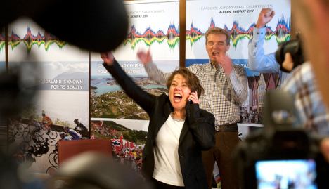 Bergen to host Cycling World Championship