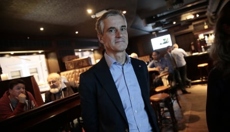 'Expect change in Sweden', says Støre
